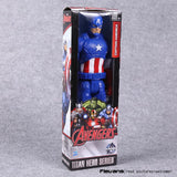Avengers Ironman Spiderman Thor Green Goblin Wolverine Darth Vadar Action Figure 12 inches - Animetee - 15