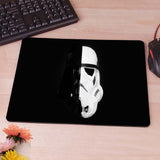 Darth, Vader, Mask, Star Wars  Mouse Pad Gift Mat Non-Skid Rubber Pad - Animetee - 3