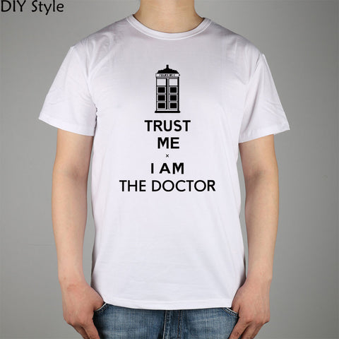 DOCTOR WHO Dr. Who Dalek Exterminate  Trust me i am a BBC T-shirt - Animetee - 1