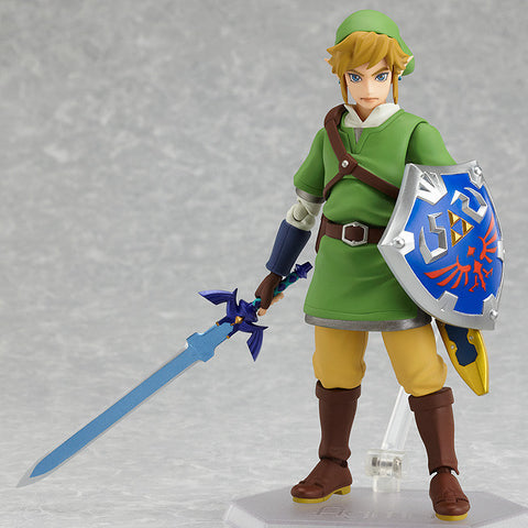 Legend of Zelda Skyward Swword Action Figure moveable parts PVC Model Toy gift - Animetee - 2