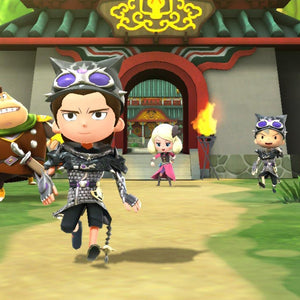 Snack World: The Dungeon Crawl Gold - Switch