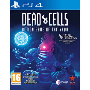 Dead Cells Action Game of the Year - PS4