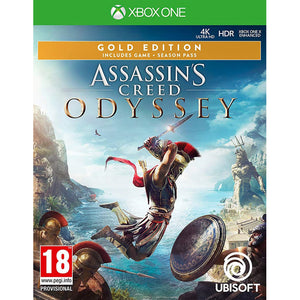 Assassin's Creed Odyssey: Gold Edition - Xbox One