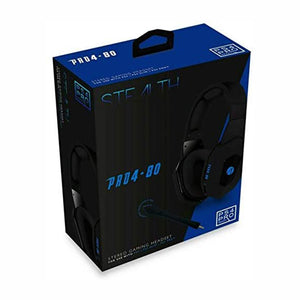 STEALTH Pro4 80 Stereo Gaming Headset