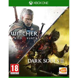 The Witcher III: Wild Hunt & Dark Souls III Compilation - Xbox One