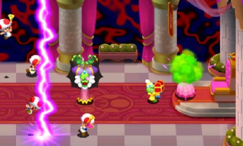 Mario and Luigi: Super Star Saga + Bowser's Minions - Nintendo 3DS