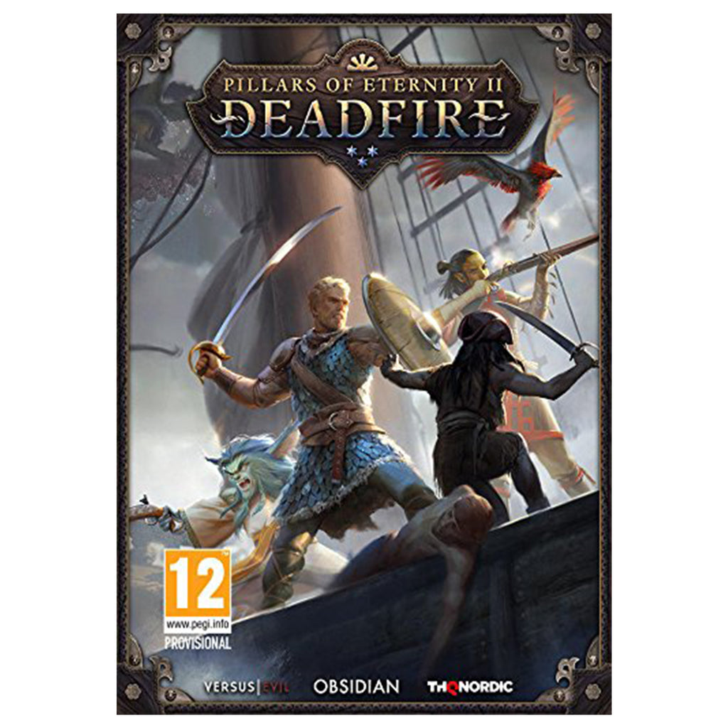 Pillars of Eternity II: Deadfire - PC