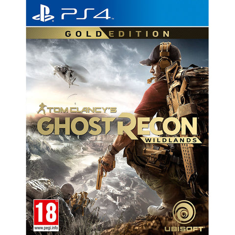 Ghost Recon Wildlands Gold Edition - PS4