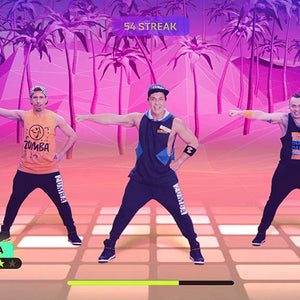 Zumba Burn It Up - Switch