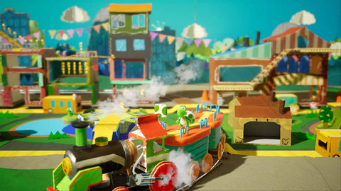 Yoshi's Crafted World - Switch