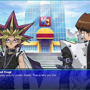Yu-Gi-Oh! Legacy of the Duelist: Link Evolution - Switch