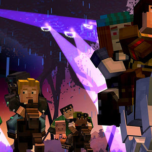 Minecraft Story Mode Complete Adventure - PC