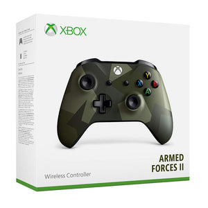 Official Xbox Wireless Controller - Armed Forces