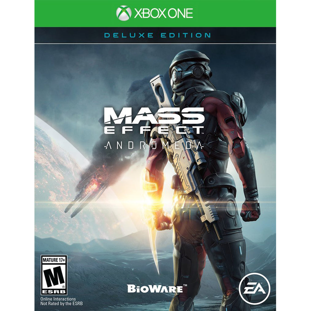 Mass Effect Andromeda - Deluxe Edition - Xbox One