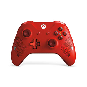 Official Xbox Wireless Controller - Sport Red