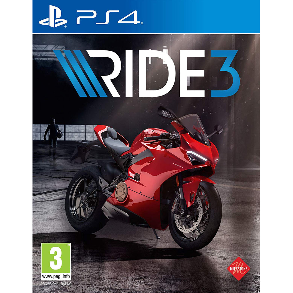 Ride 3 - PS4 – Entertainment Go's Deal Of The Day!