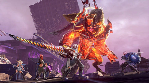 God Eater 3 - Switch