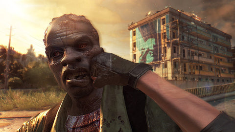 Dying Light: The Following Enhanced Edition - PS4