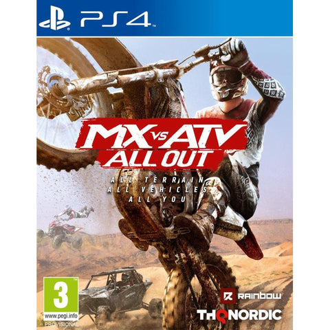 MX vs ATV: All Out - PS4
