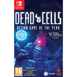 Dead Cells Action Game of the Year - Switch