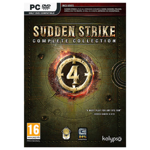Sudden Strike 4 Complete Collection - PC