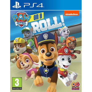 Paw Patrol: On a Roll! - PS4