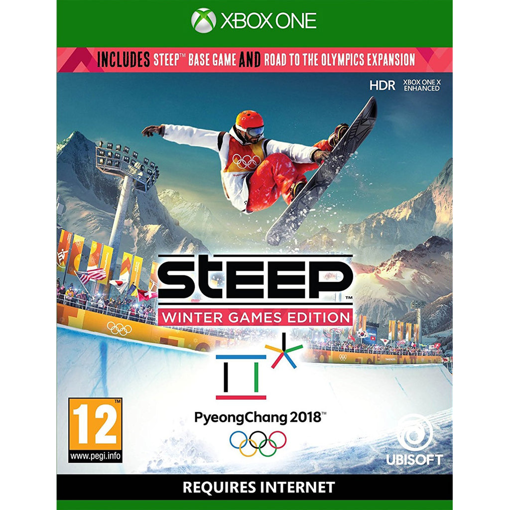 Steep: Road To The Olympics - Xbox One