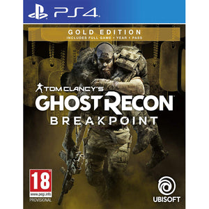 Tom Clancy's Ghost Recon Breakpoint Gold Edition - PS4