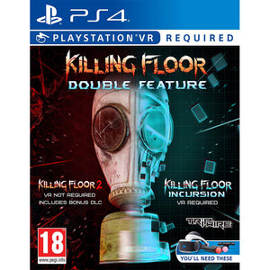 Killing Floor Double Feature - PSVR