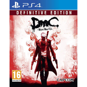 Devil May Cry: Definitive Edition - PS4