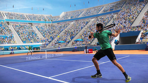 Tennis World Tour: Legends Edition - Xbox One