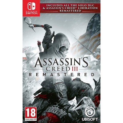 Assassin's Creed III Remastered - Switch