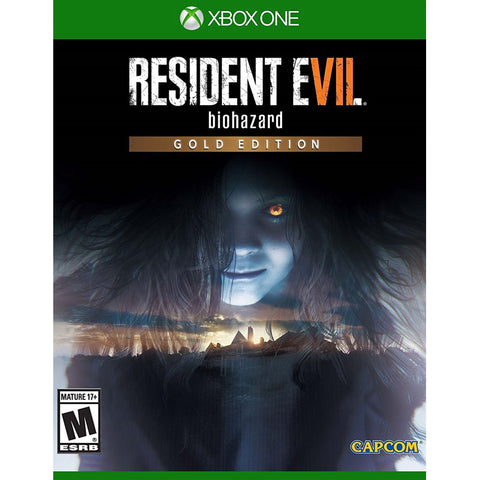 Resident Evil 7: Biohazard - Gold Edition - Xbox One