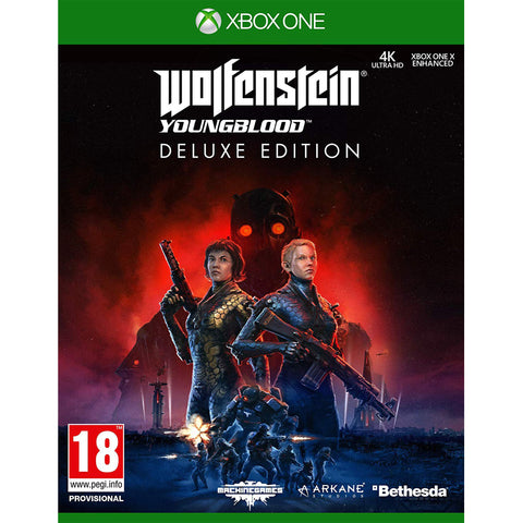Wolfenstein Youngblood Deluxe Edition - Xbox One