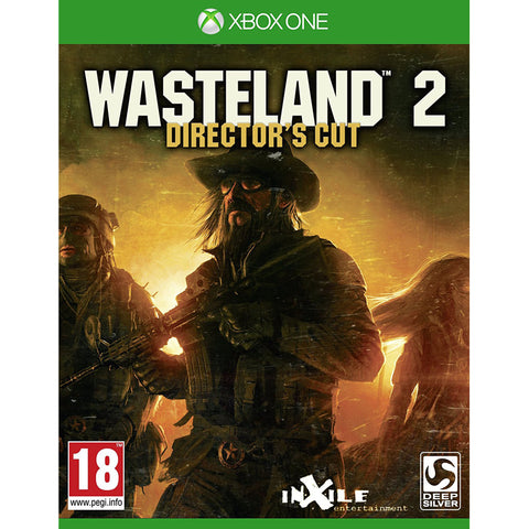 Wasteland 2: Directors Cut - Xbox One