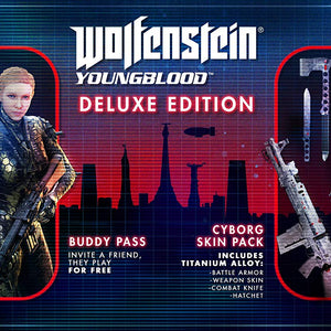 Wolfenstein Youngblood Deluxe Edition - PC