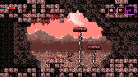 Axiom Verge - Switch