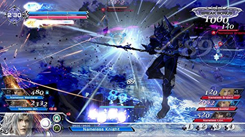 Dissidia Final Fantasy NT - PS4