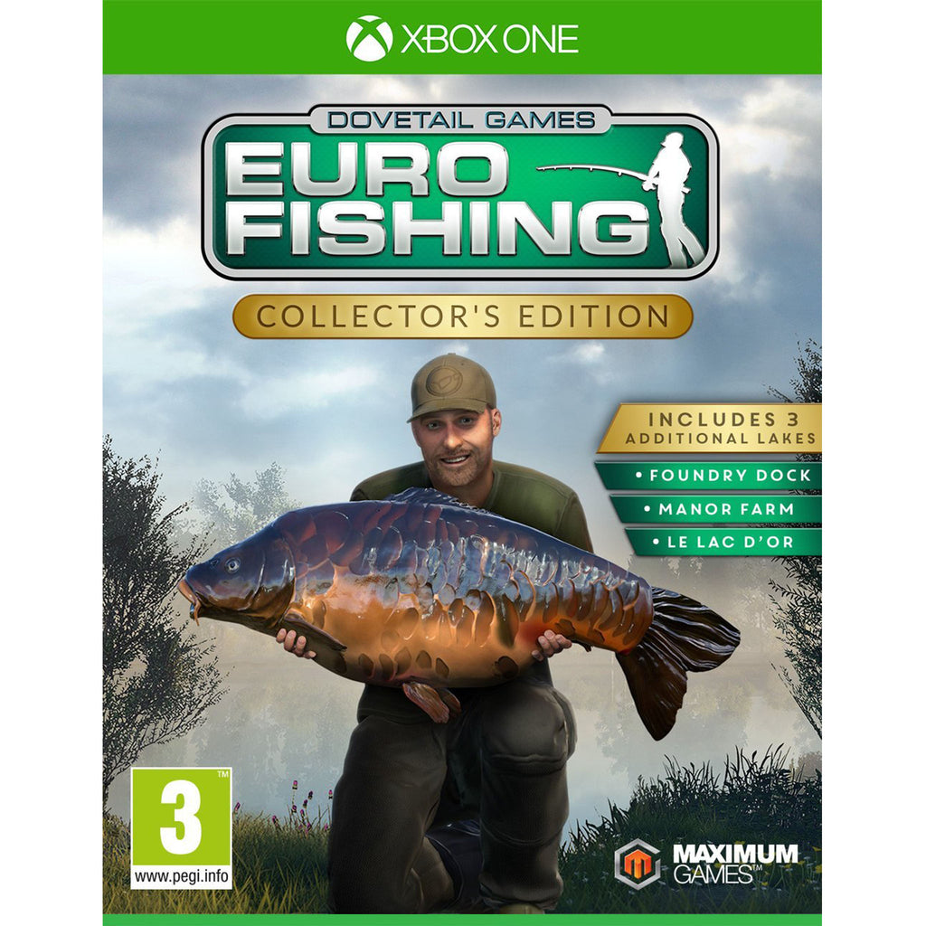 Euro Fishing Collector's Edition - Xbox One