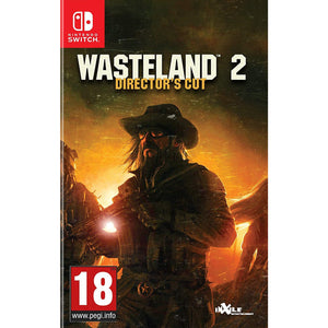Wasteland 2: Director's Cut - Switch
