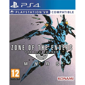 Zone Enders: The 2nd Runner Mars - PS4