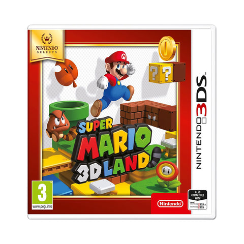 Nintendo Selects Super Mario 3D Land - 3DS