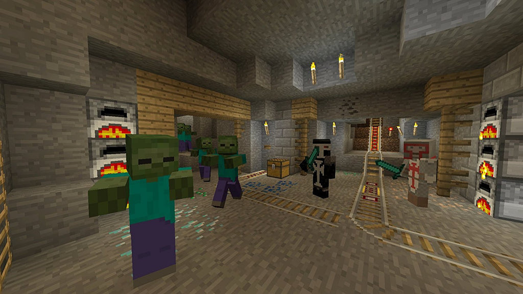 Minecraft - PS4 – Entertainment Go's Deal Of The Day!