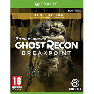 Tom Clancy's Ghost Recon Breakpoint Gold Edition - Xbox One