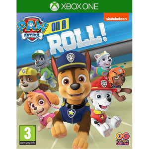 Paw Patrol: On a Roll! - Xbox One