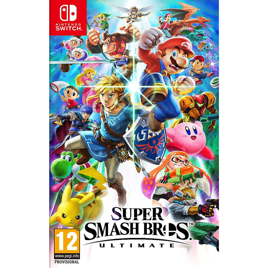 Super Smash Bros: Ultimate - Switch