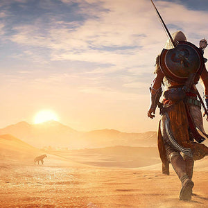 Assassin's Creed Origins: Deluxe Edition - PS4