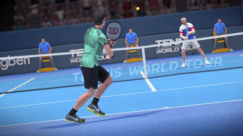 Tennis World Tour: Legends Edition - Switch