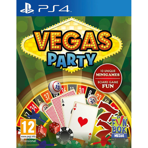 Vegas Party - PS4