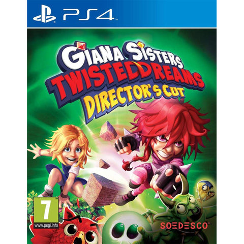 Giana Sisters Twisted Dreams - PS4